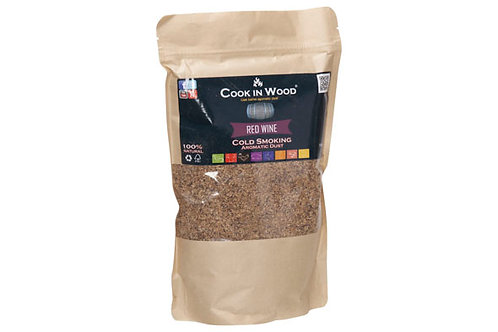 COOK IN WOOD ROOKMOT RED WINE 500G