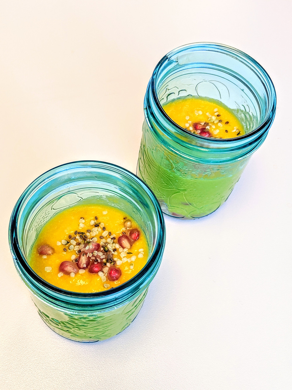 Mango Coconut Pudding, Gluten Free, Dairy Free, Organic, Homemade, scratch cooking, dessert, healthy