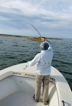 Fishing the Sod Banks
