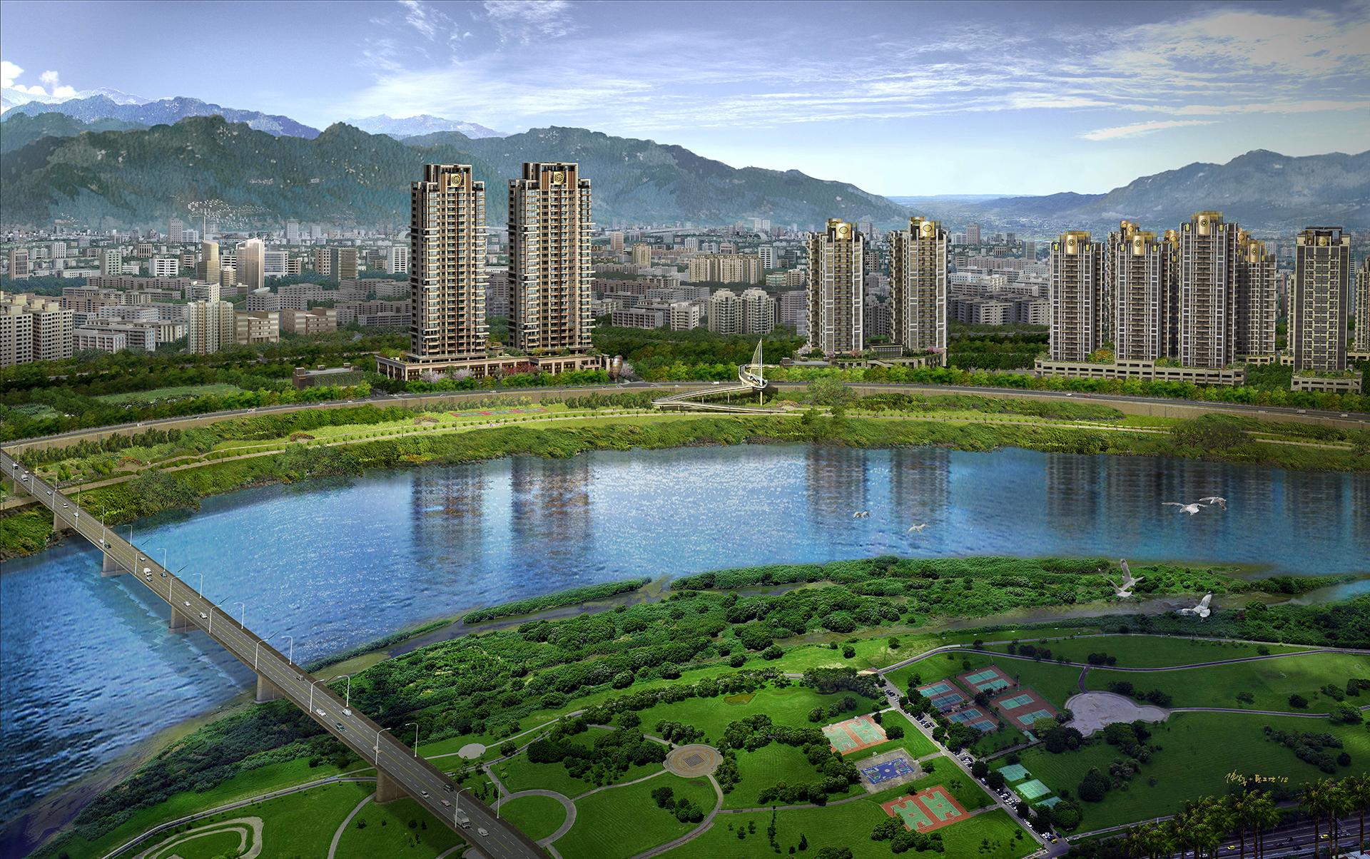 遠雄左岸-香榭園