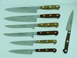 Couteaux de cuisine Dubost Olivier