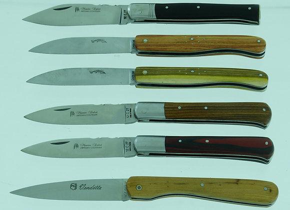 Couteaux régionaux