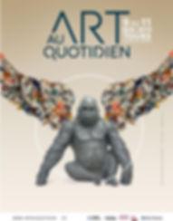 Art au Quotidien 2019, salon, artisanat, coutellerie, artisan, créateurs, fait main, coutellerie olivier dubost, cadeaux de noel
