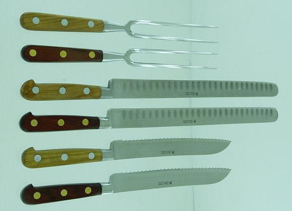 """Couteau de cuisine """"Gamme Forgée Idéale"""""""