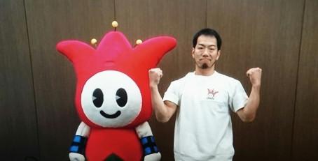 今日は、加古川市の新神野会館で「いきいき百歳体操」です!(^o^)丿