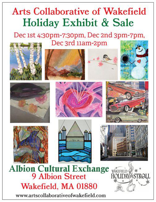 Holiday Art Exhibit