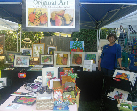 Melrose Art in the Park Thursday August 13
