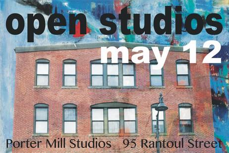 Open Studios Porter Mills