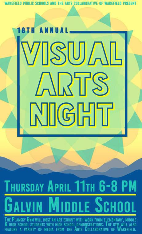 Art Night April 11