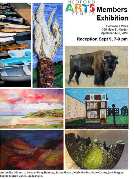 Malden Arts Exhibit