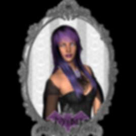 Ivy and Bat Cameo Logo 2020