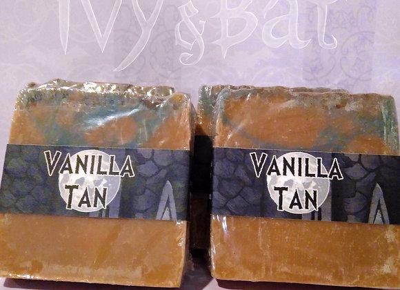 Vanilla Tan Gothic Vampire Cold Process Soap Bar