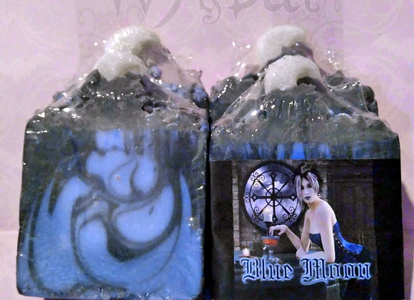 Blue Moon Fantasy Gothic Soap Bar