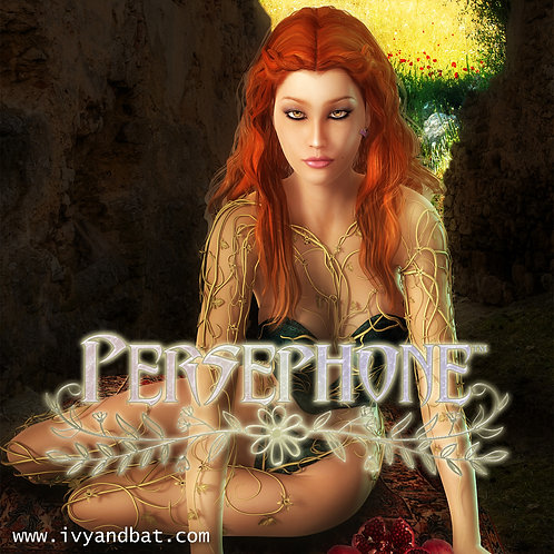 Persephone Fantasy Scented Candle