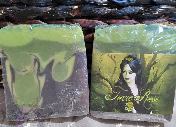 Toxic Rose Gothic Cold Process Soap Bar