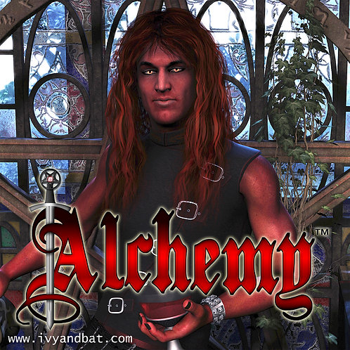 Alchemy With The Devil Gothic Perfume Oil