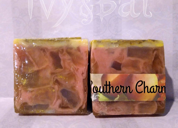 Southern Charm Cold Process Soap Bar