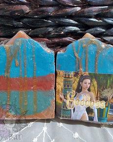 Goddess Fantasy Cold Process Soap Bar