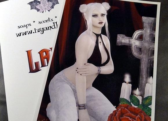 Lamia Vampire Gothic Limited Edition Art Print