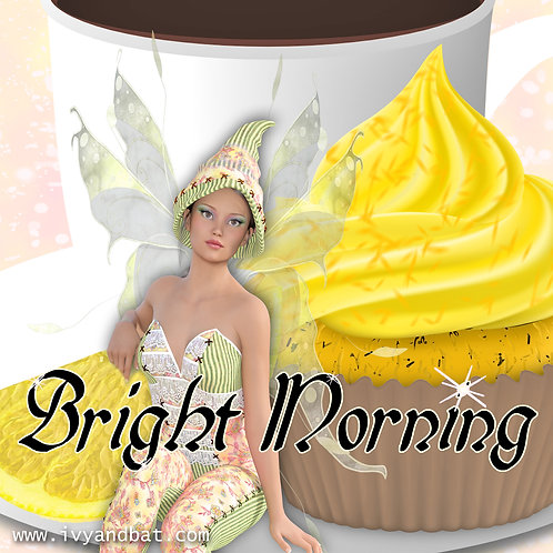 Bright Morning Cold Process Soap Bar