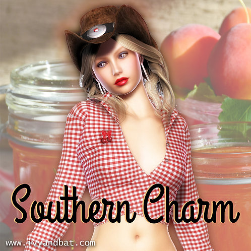 Southern Charm Scented Artisan Soap Bar