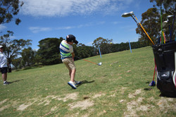 Kids Golf Expo Day