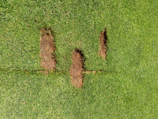 What your divot says about your swing