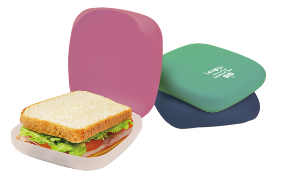 Silicone Sandwich Box