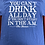 "Thumbnail: ""The Reason"" Blue T-Shirt"