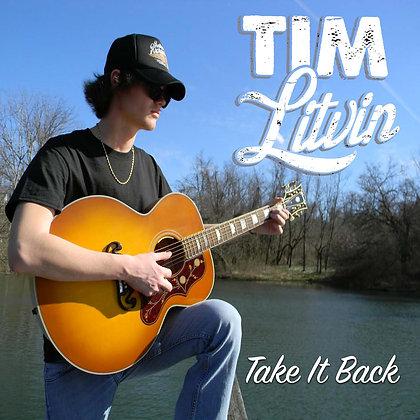"""""""Take It Back"""" CD"""