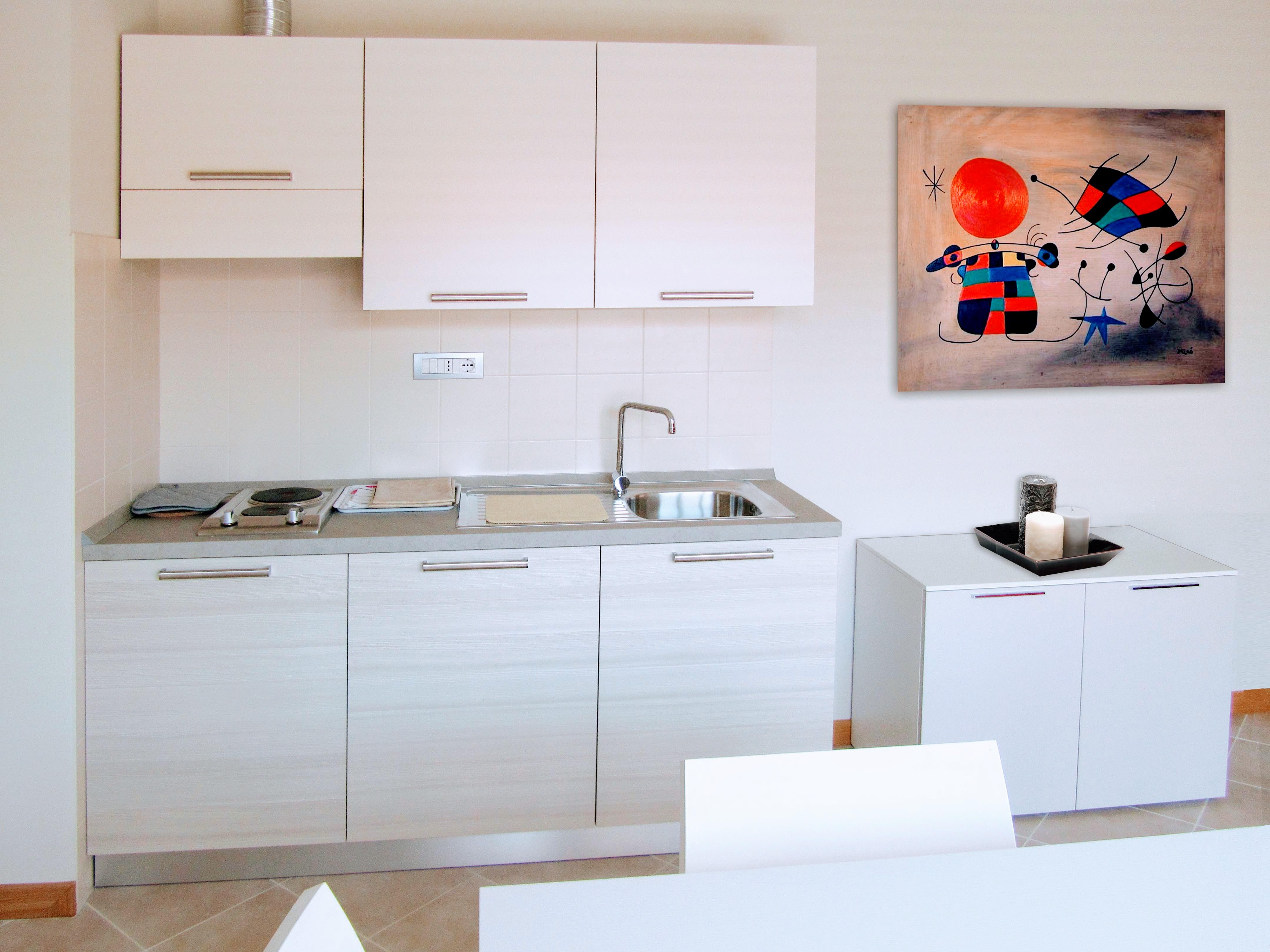 Residenza Tamerice: Cucina