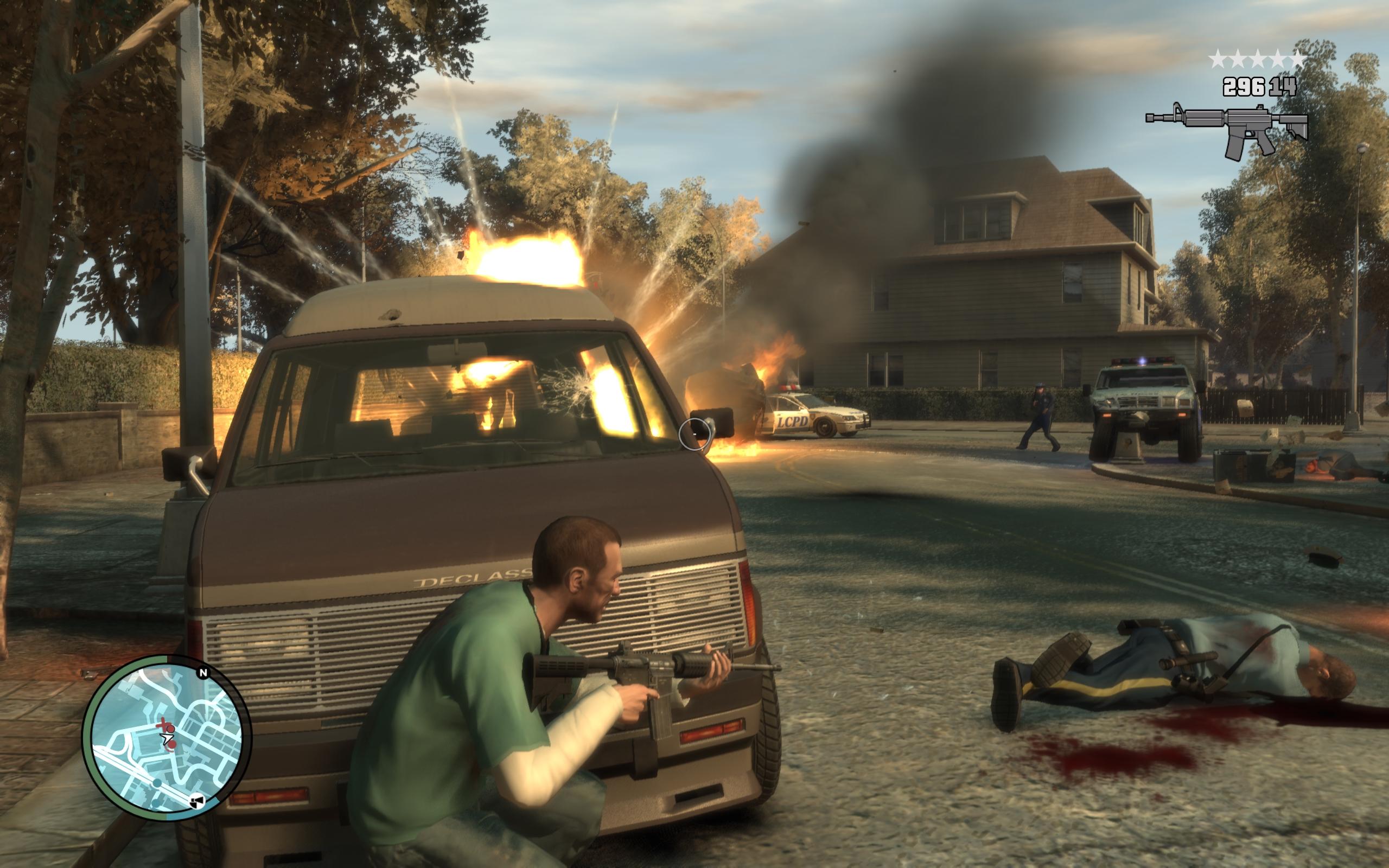 Grand Theft Auto IV | html