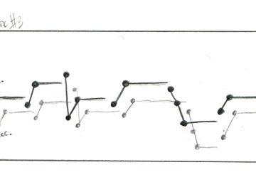 Damian Barbeler - ddd ddd - Hand Sketches 1
