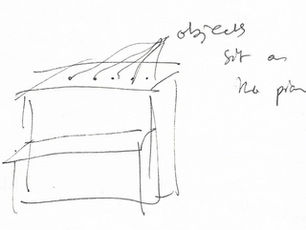 Elizabeth Jigalin - Objects Sit on the Piano