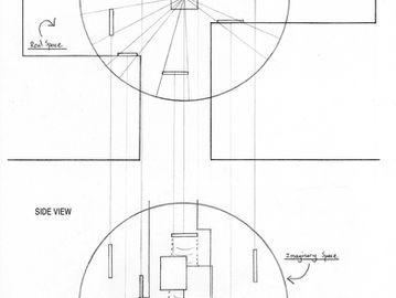 Damian Barbeler - ddd ddd - Tree Window Sketch