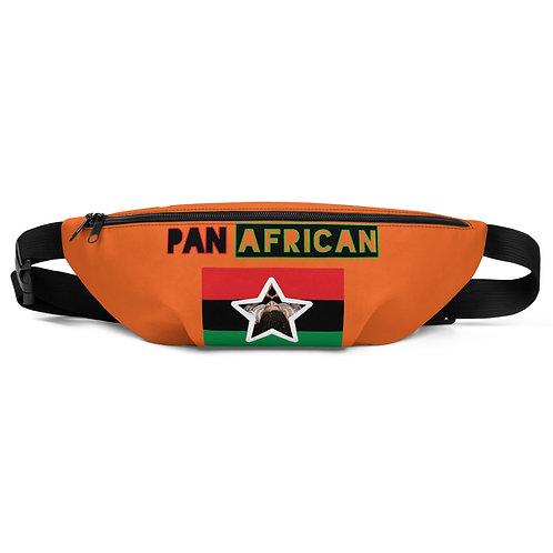 Orange Proud Pan African Fanny Pack