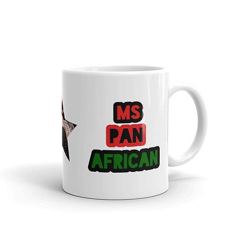 Ms. Pan African Mug