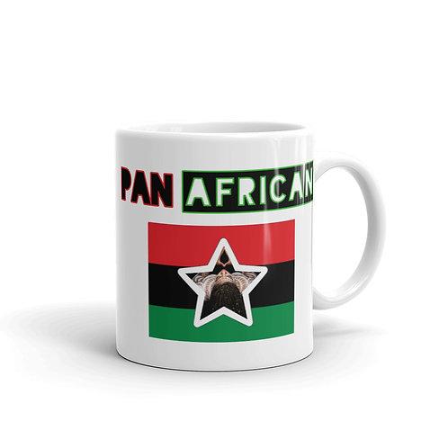 Proud Pan African Mug