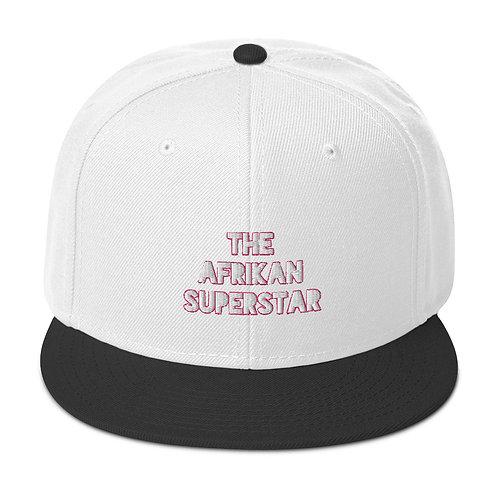 The Afrikan Superstar Snapback Hat