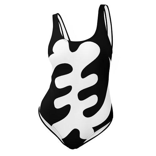 Gye Nyame One-Piece Swimsuit