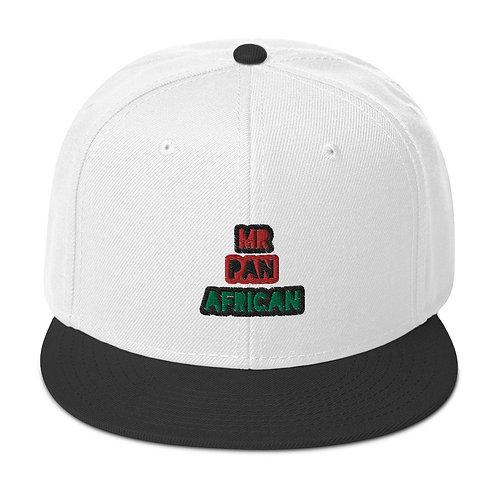 Mr Pan African Snapback Hat