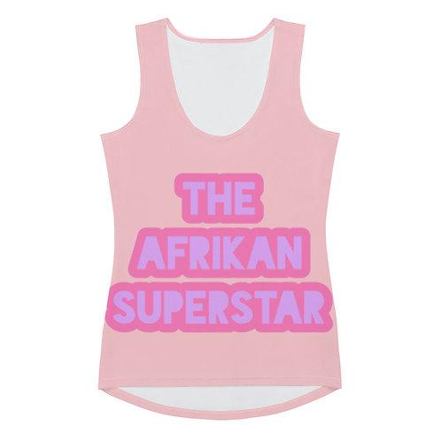 "Pink ""Superstar"" Tank Top"