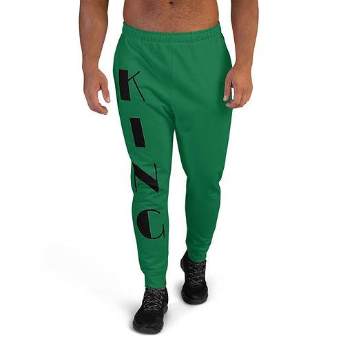 "Green ""King"" Men's Joggers"