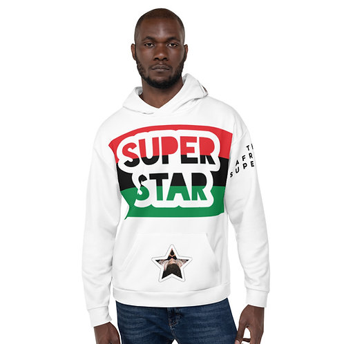 Superstar Pan African Unisex Hoodie