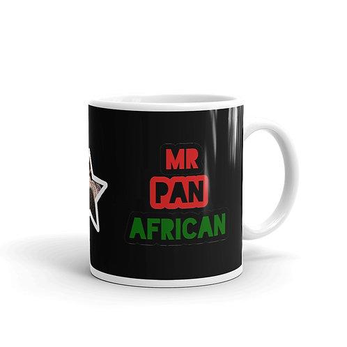 Mr Pan African Mug