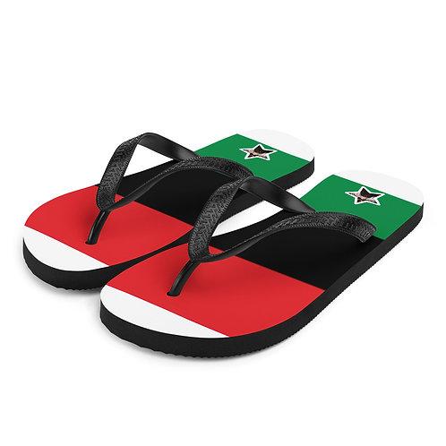 Pan African Flip-Flops