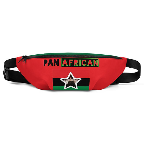 Tri Color Red/Yellow/Green Pan African Fanny Pack