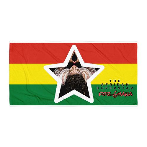 Afrrikansuperstar X Ghana Towel