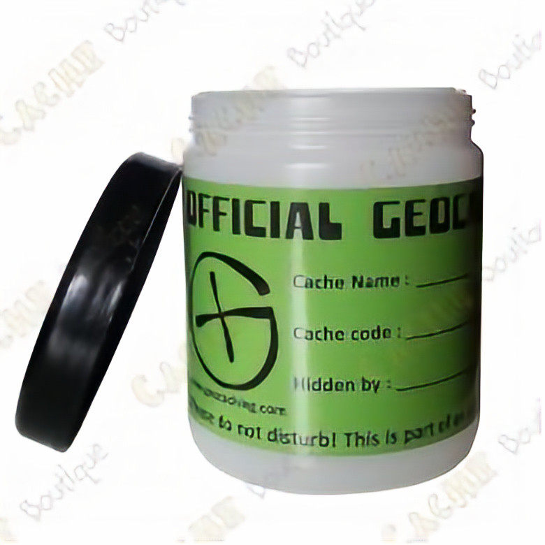 Baril Official Geocache 750 ml
