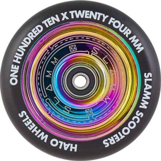 Wheels Slamm 110mm Full Core Oil Slick